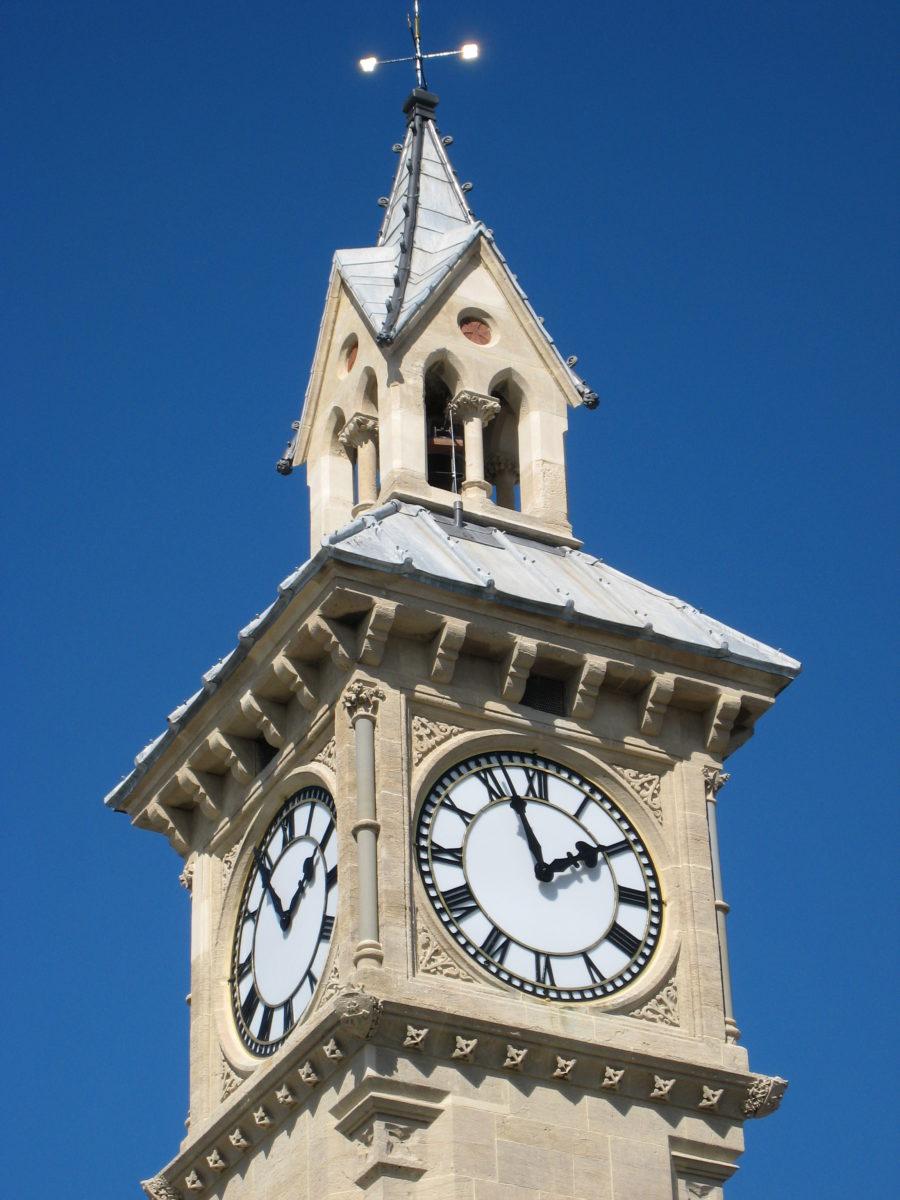 Albert Clock 9th September 2009