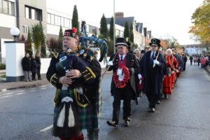 Btc Remembrance Sunday 19 11