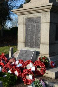 Btc Remembrance Sunday 19 3